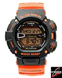 CASIO G-SHOCK メンズ腕時計 MUDMAN Men in Rescue Orange G-9000R-4DR●並行輸入商品●