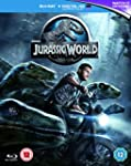 Jurassic World [Blu-ray] [2015] [Regi...