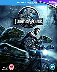 Jurassic World [Blu-ray] [2015] [Region Free]