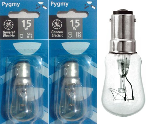 2-x-ge-general-electric-15w-pygmy-light-bulbs-small-bayonet-cap-b15-sbc-240v-clear-sewing-machine-ap