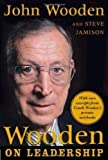 img - for Wooden on Leadership: How to Create a Winning Organization book / textbook / text book