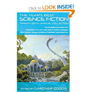 The Year's Best Science Fiction: Twenty-Sixth Annual Collection by Gardner Dozois