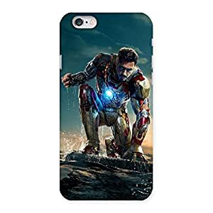 Impressive Style Genius Multicolor Back Case Cover for iPhone 6 6S