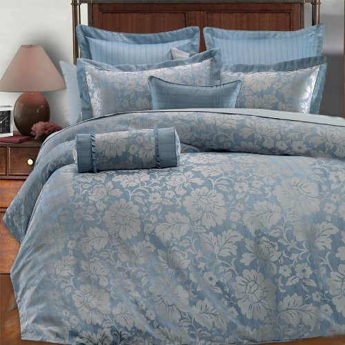 Egyptian Bedding Brenda 7PC Queen Size Duvet covers set