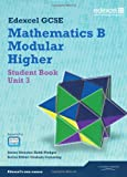 GCSE Mathematics Edexcel 2010: Spec B Higher Unit 3 Student Book (GCSE Maths Edexcel 2010) Keith Pledger