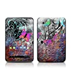 Butterfly Wall Design Protective Decal Skin Sticker for Samsung Galaxy Tab 2 (7 inch) GT-P3113 Tablet