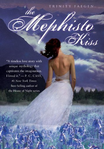 The Mephisto Kiss: The Mephisto Covenant Book 2 cover image