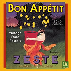 Bon Appetit 2013 Wall (calendar) Sellers Publishing
