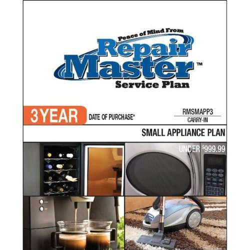 Repair Master 3-Yr Date Of Purchase Small Appliance Plan