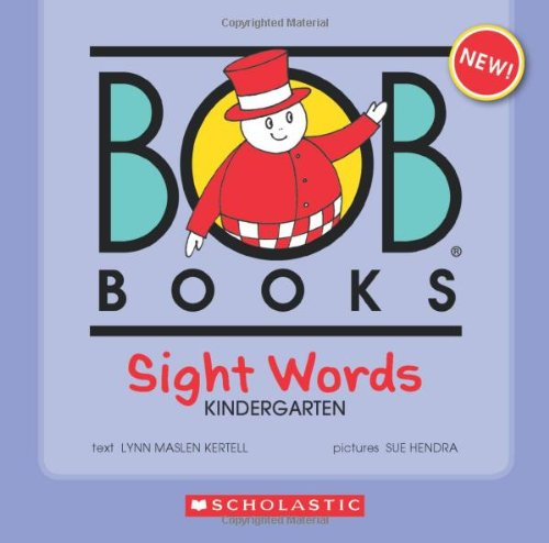 Sight Words (Kindergarten) (Bob Books)