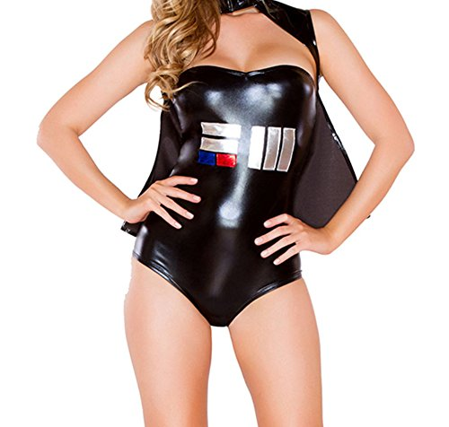[GERGER BO Galactic Space Leader Costume(Size,S)] (Homemade Kids Nurse Costumes)