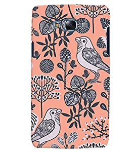 GADGET LOOKS PRINTED BACK COVER FOR SAMSUNG GALAXY J5 MULTICOLOUR