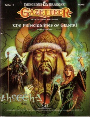 The Principalities of Glantri (Dungeons & Dragons)