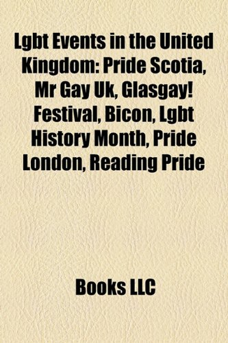 Lgbt Events in the United Kingdom