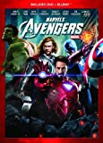 Cover art for  Marvel's The Avengers (Two-Disc Blu-ray/DVD Combo in DVD Packaging)