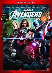 Marvel's The Avengers (DVD Combo Pack) [Blu-ray + DVD]
