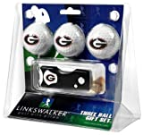 Georgia 3 Ball Gift Pack with Divot Tool