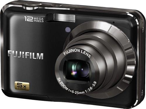 Fuji - FinePix AX200 - Appareil photo numérique - 12 Mpix - Noir