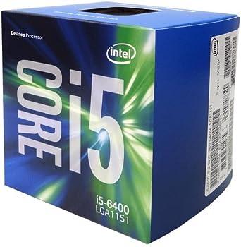 Intel Core i5-6400 6 MB Desktop Processor