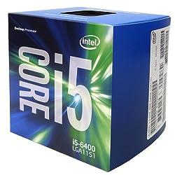Intel Core i5 6400 Socket LGA1151 2.70 GHz Processor