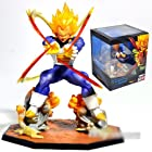 Dragon Ball Z Super Saiyan Vegeta PVC Action Figure