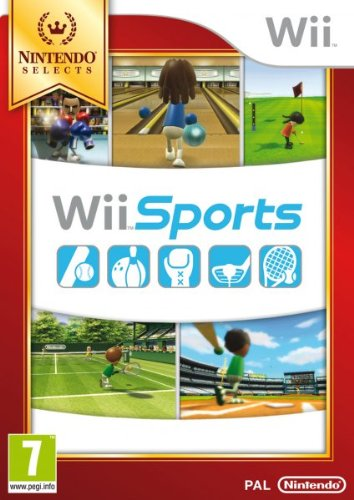 Wii Sports -Select- [Spanish Import]