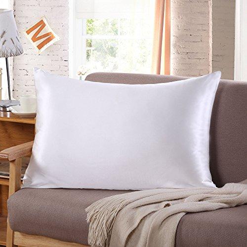 Tim & Tina 100% Pure Mulberry Luxury Silk Satin Pillowcase