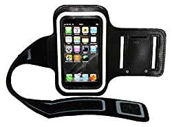 Mobilegear Joggers Arm Band for iPhone 5 5S & 5C