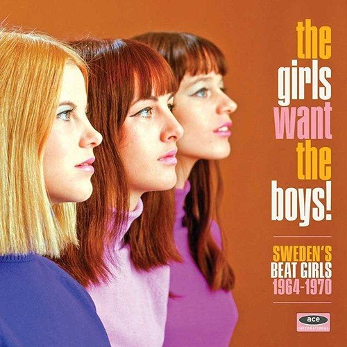 Girls Want the Boys! Swedish Beat Girls