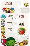 Tsum Tsum Marvel 3-Pack: Vision/Black Cat/Dr. Strange Toy Figure