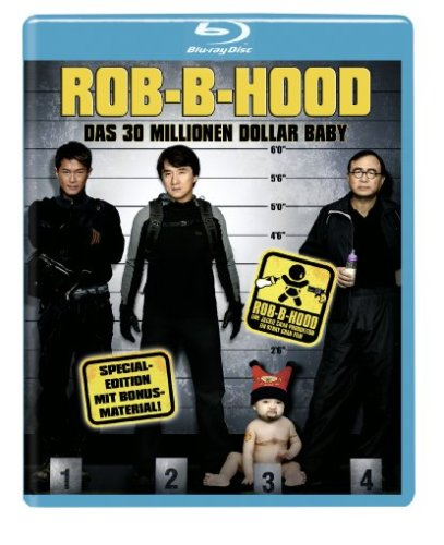 Bo bui gai wak / Rob-B-Hood / Сокровище в пеленках (Младенец на $30 000 000) (2006)