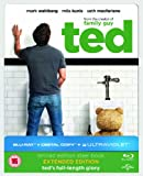 Ted - Extended Edition - Limited Edition Steelbook (Blu-ray + Digital Copy + UV Copy)