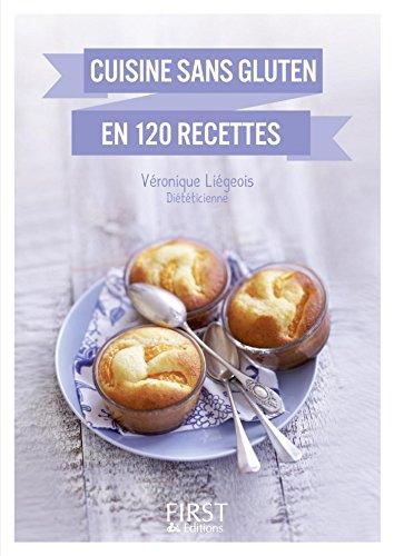 petit livre de cuisine sans gluten en 120 recettes