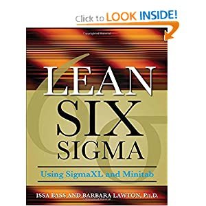 What's the best book for Six Sigma Black Belt for self study?