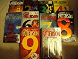 img - for James Patterson (Womens Murder Club) Collection Vol 1-10 Set (1st to Die, 2nd Chance, 3rd Degree, 4th of July, 5th Horseman, 6th Target, 7th Heaven, 8th Confession, 9th Judgement & 10th Anniversary) book / textbook / text book