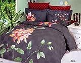 Corin by Dophia - Full / Queen 6 Pieces Duvet Cover Bedding Set