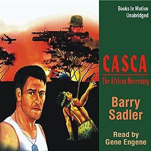 Casca the African Mercenary: Casca Series #12 Audiobook