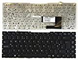 Sony Vaio VGN-FW11E Black UK Replacement Laptop Keyboard