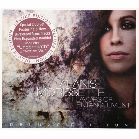 Alanis Morissette - Flavors of Entanglement (Special Edition CD+Bonus CD) - Lyrics2You