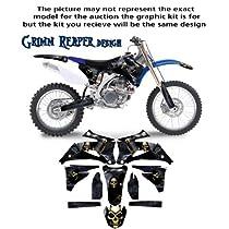 MotoGHG Grim Reaper Graphic Kit for HONDA XL125