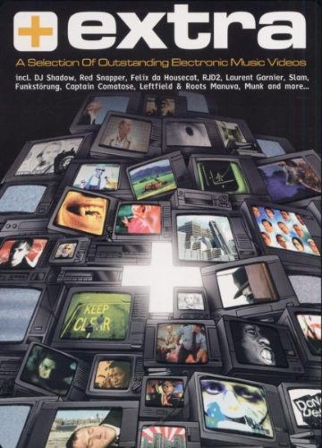 Extra - A Selection Of Outstanding Electronic Music Videos [DVD] [2005]