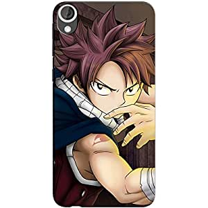 NATSU DRAGNEEL BACK COVER FOR HTC 626