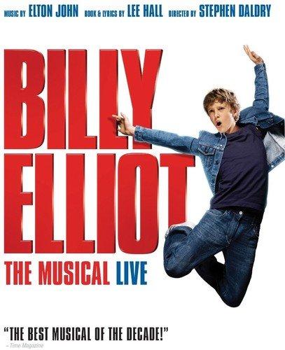 DVD : Billy Elliot the Musical: Live (Snap Case, Slipsleeve Packaging)