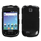 Carbon Fiber Phone Protector Cover for SAMSUNG T499 (Dart)