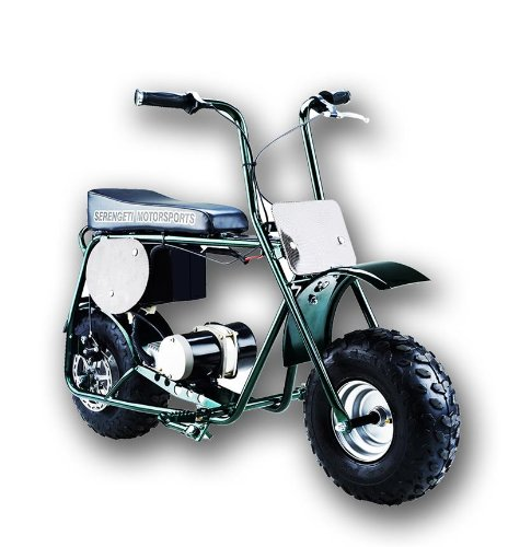 Serengeti Motorsports Badger 450 Electric Mini-Bike