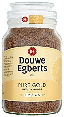 Douwe Egberts Pure Gold Instant Coffee 400g by SARZL