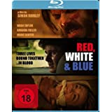 Red White & Blue ( Red, White and Blue )  (Blu-Ray)by Noah Taylor