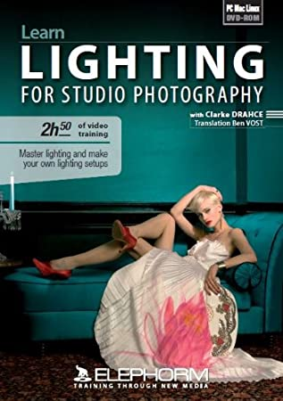 Learn Lighting for Studio Photography