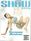 Show The Art of Sexy Magazine #26 (Roxxanne Montana Cover)