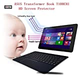 IVSO ASUS Transformer Book T100 Chi Screen Protectors Premium Crystal HD Clear Scratch Resistant -3 Pack for ASUS Transformer Book T100 Chi Tablet